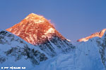 Mt. Everest (8848m) from Kalapathar